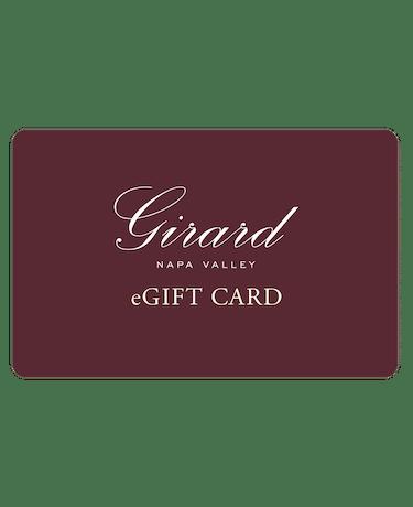 Girard eGift Card