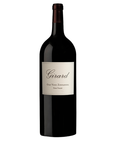 2015 Girard Old Vine Zinfandel, Napa Valley, 1.5L