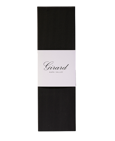 Girard Single Bottle Gift Box With Band