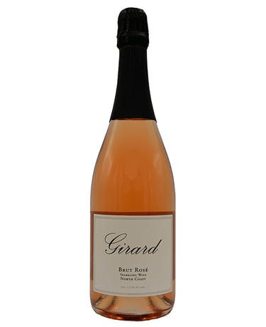 Girard Sparkling Brut Rose, North Coast, 750ml