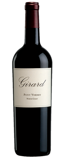 2015 Girard Petit Verdot, North Coast, 750ml