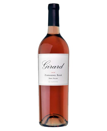 2016 Girard Zinfandel Rose, Napa Valley, 750ml