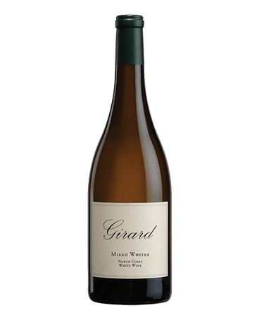 2017 Girard Mixed Whites, North Coast, 750ml