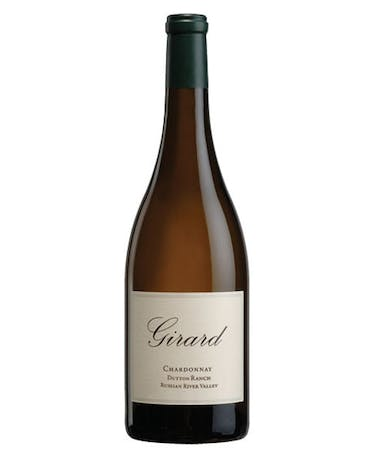 2016 Girard Chardonnay Dutton Ranch, Russian River Valley, 750ml