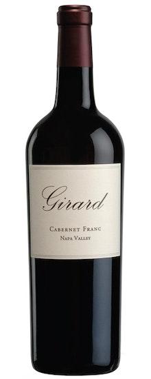 2015 Girard Cabernet Franc, Napa Valley, 750ml