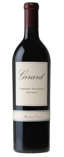 2014 Girard Cabernet Sauvignon, Mountain Cuvee, Napa Valley, 750ml