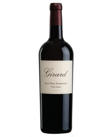 2016 Girard Old Vine Zinfandel, Napa Valley, 750ml