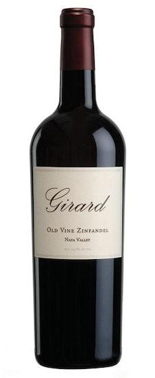 2016 Girard Old Vine Zinfandel, Napa Valley, 750ml