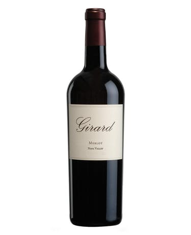 2014 Girard Merlot, Napa Valley, 750ml